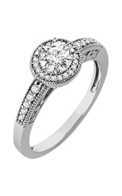Stuller Halo Engagement ring 651843 product image