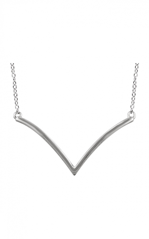 Fashion Jewelry by Mastercraft Metal Necklace 651758 product image