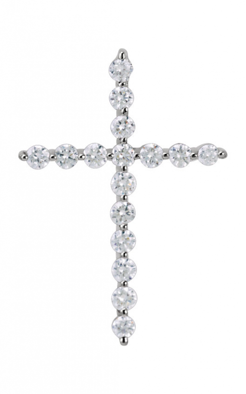 The Diamond Room Collection Religious and Symbolic Necklace R42307 product image