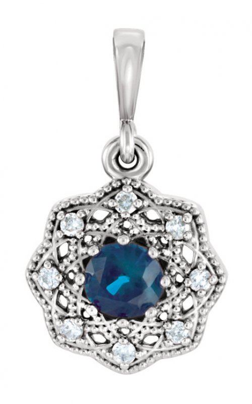 Princess Jewelers Collection Gemstone Necklace 86242 product image