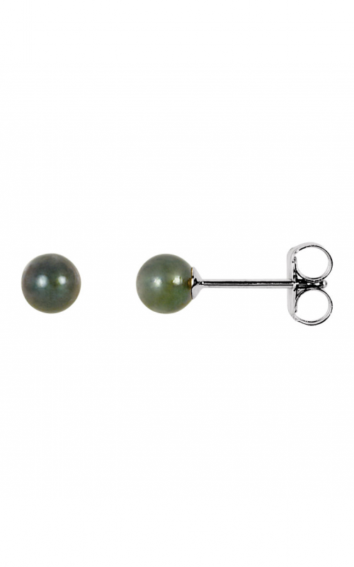 Fashion Jewelry by Mastercraft Pearl Earring 61104 product image
