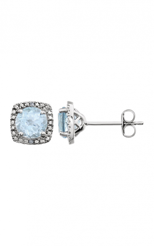 Princess Jewelers Collection Gemstone Earring 650167 product image