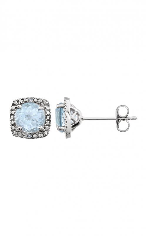 Fashion Jewelry by Mastercraft Gemstone Earring 650167 product image