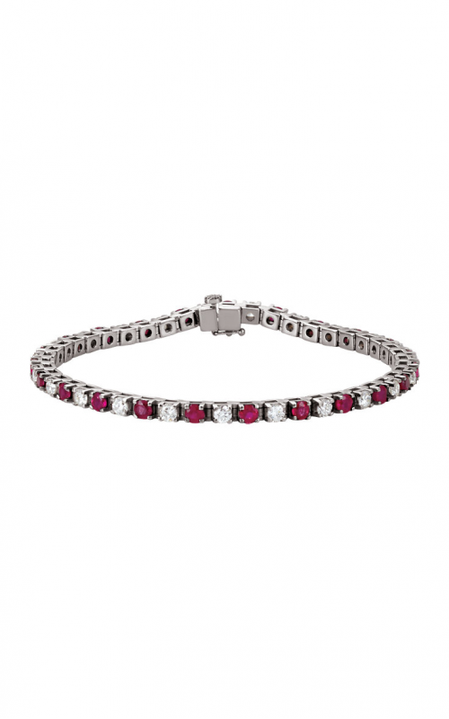 Princess Jewelers Collection Gemstone Bracelet 62076 product image