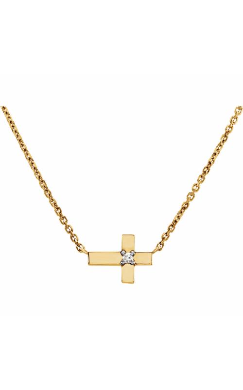 Stuller Diamond Fashion Necklace 651936 product image