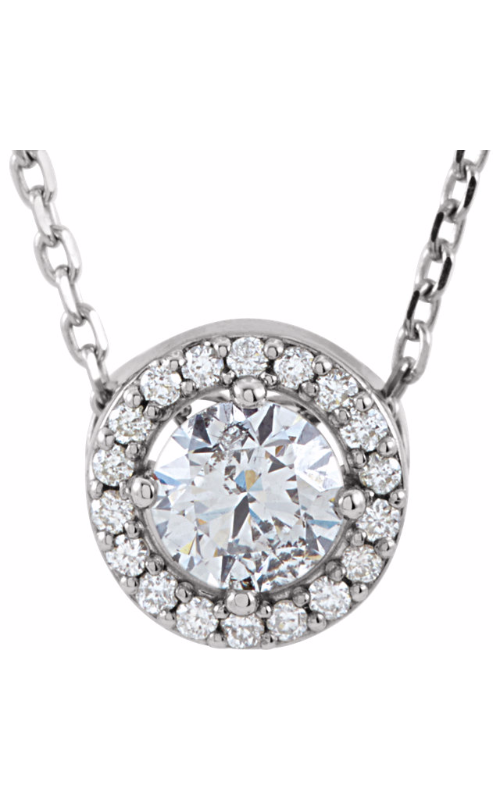 Stuller Diamond Fashion Necklace 85916 product image