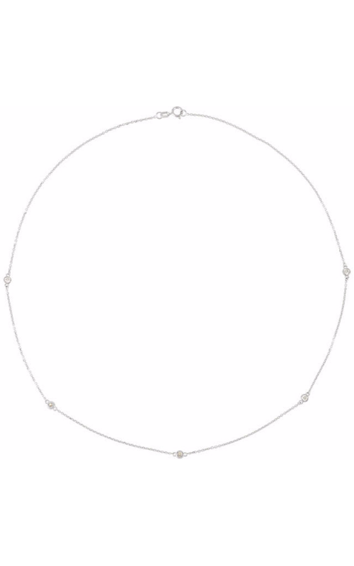 Stuller Diamond Fashion Necklace 68577 product image