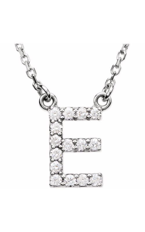 Stuller Diamond Necklace 67311-104 product image