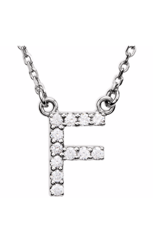 Princess Jewelers Collection Diamond Necklace 67311-105 product image