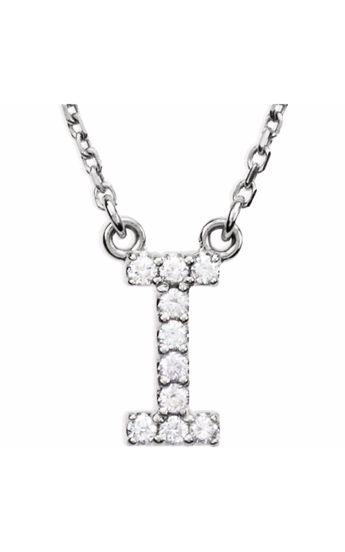 Princess Jewelers Collection Diamond Necklace 67311-108 product image