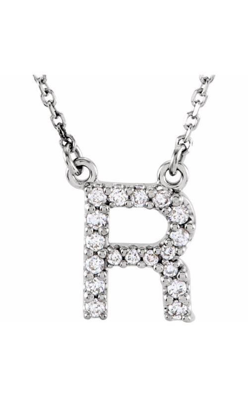 Fashion Jewelry by Mastercraft Diamond Necklace 67311-117 product image