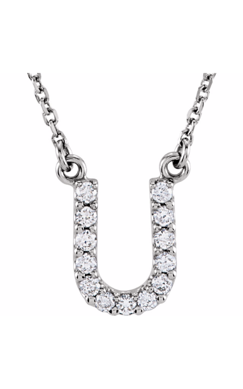Fashion Jewelry by Mastercraft Diamond Necklace 67311-120 product image