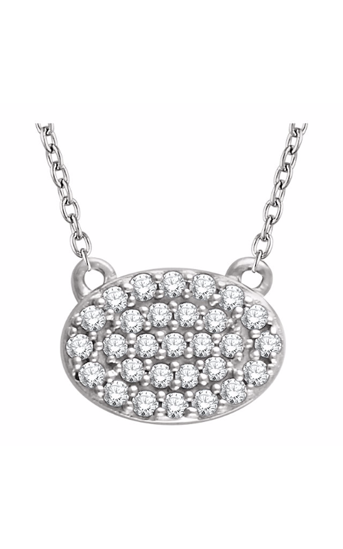 Fashion Jewelry by Mastercraft Diamond Necklace 651832 product image