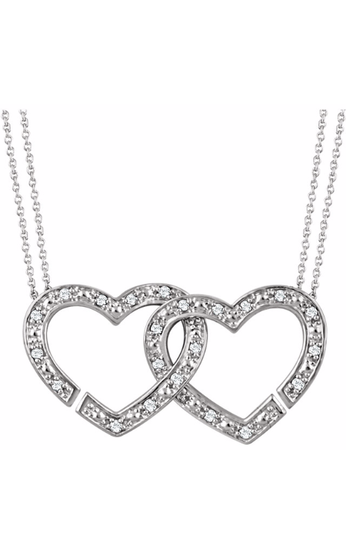 Fashion Jewelry by Mastercraft Diamond Necklace 651808 product image