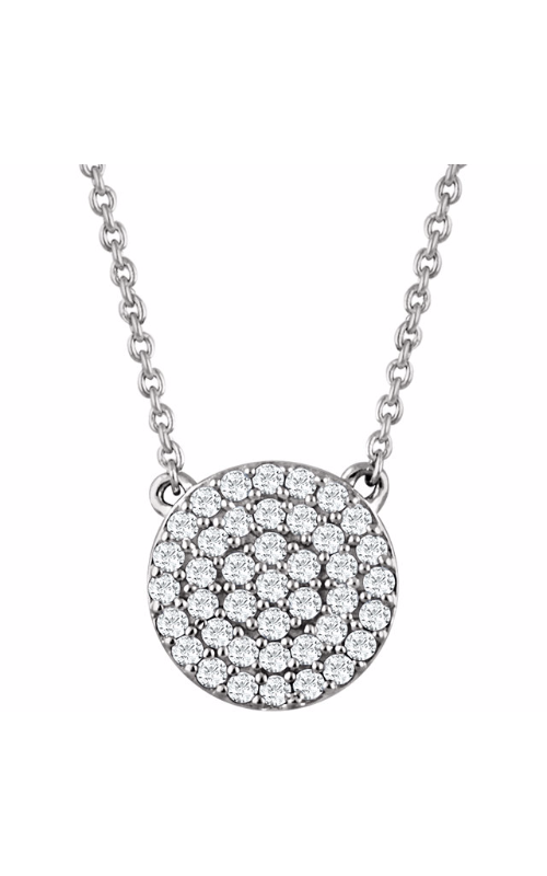 Princess Jewelers Collection Diamond Necklace 651804 product image