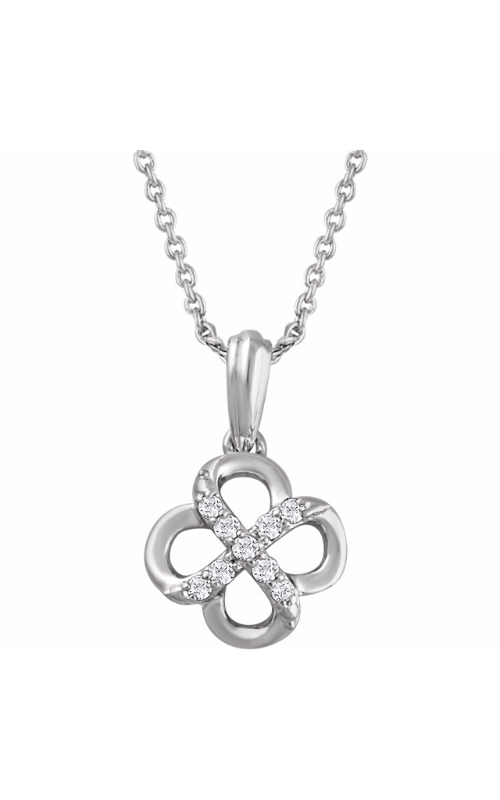 Stuller Diamond Necklace 651783 product image