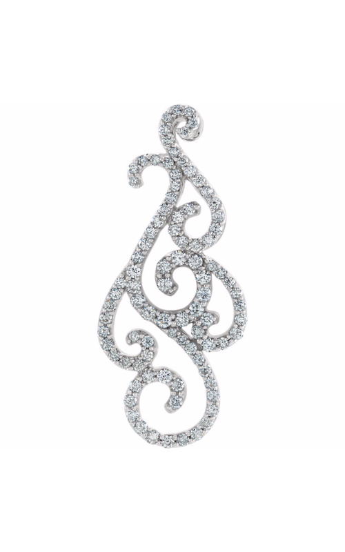 Stuller Diamond Fashion Necklace 66648 product image