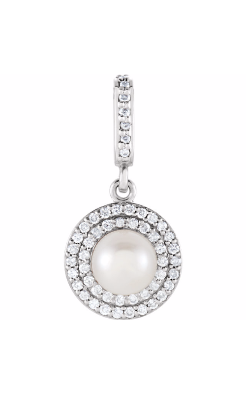 Stuller Pearl Fashion Necklace 85909 product image
