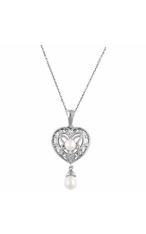 Stuller Pearl Fashion Necklace 650010 product image