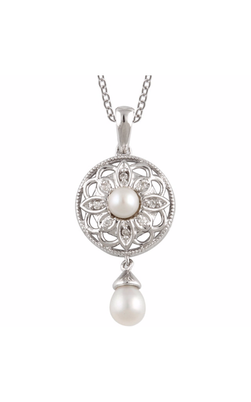 Stuller Pearl Fashion Necklace 650013 product image
