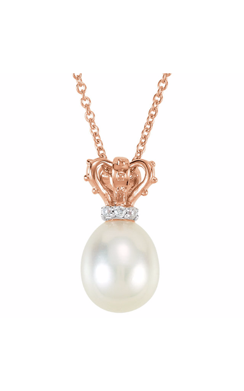 Stuller Pearl Fashion Necklace 650699 product image