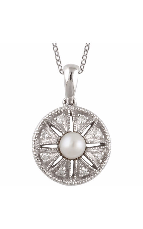 Stuller Pearl Fashion Necklace 650041 product image