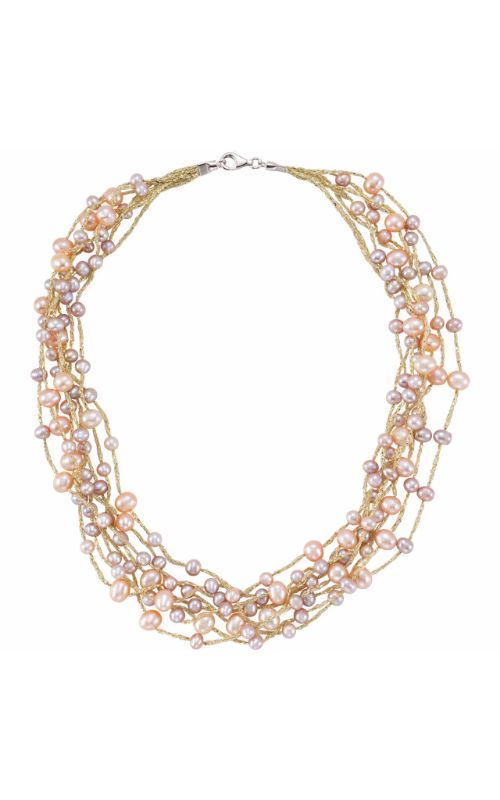 Fashion Jewelry by Mastercraft Pearl Necklace 68394 product image