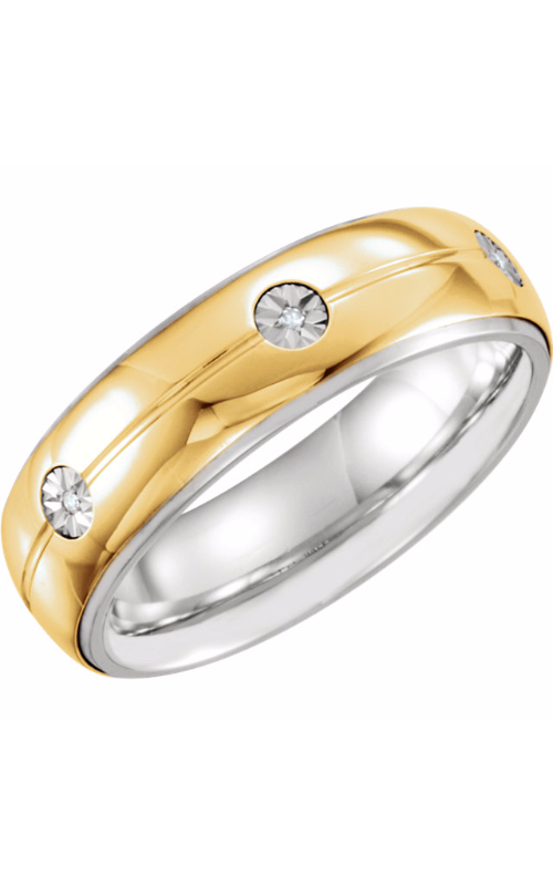 DC Men's Wedding Bands Wedding band 651732 product image