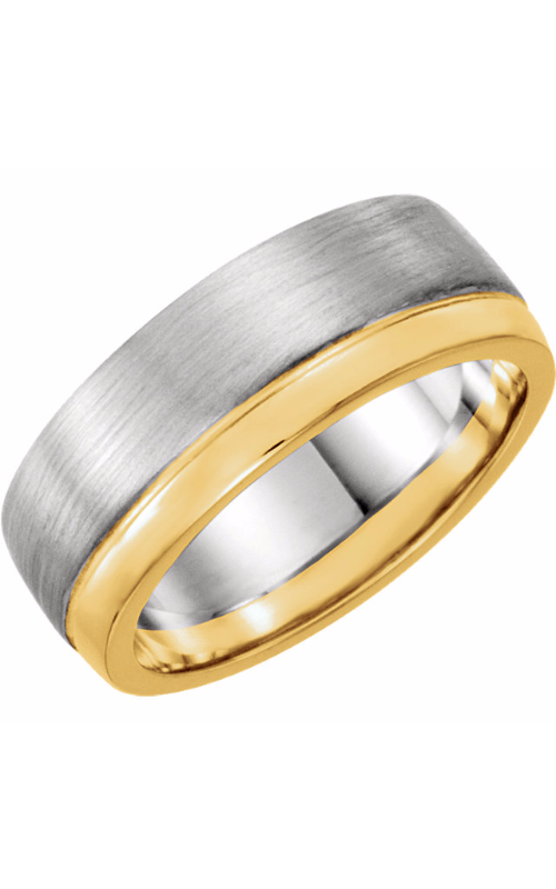 DC Men's Wedding Bands Wedding band 51337 product image