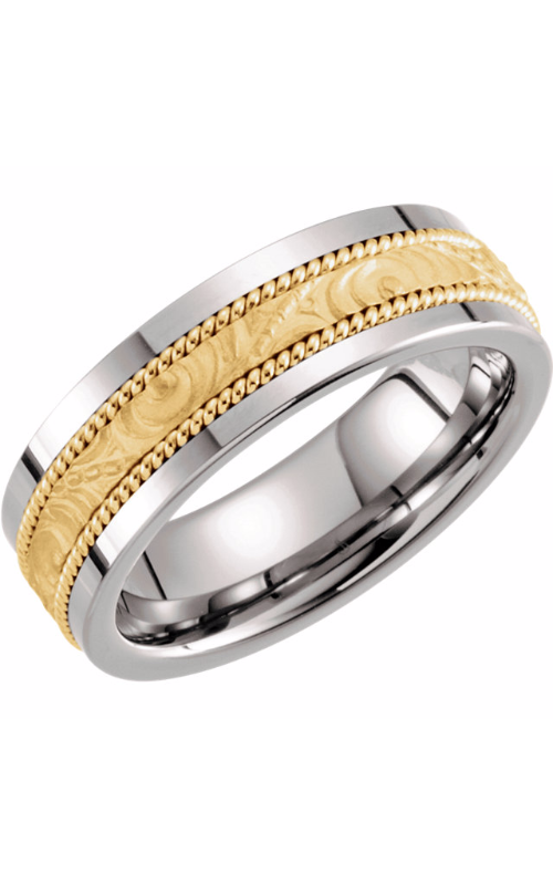 Stuller Men's Wedding Bands Wedding band TAR553 product image