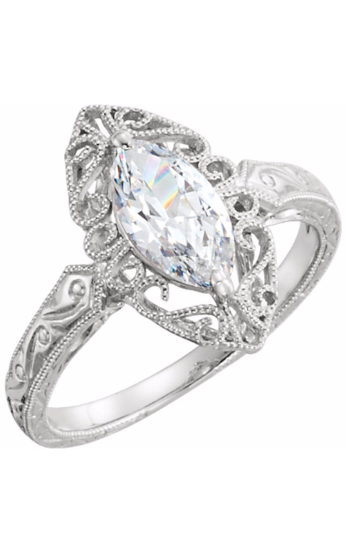 Stuller Solitaire Engagement ring 651726 product image