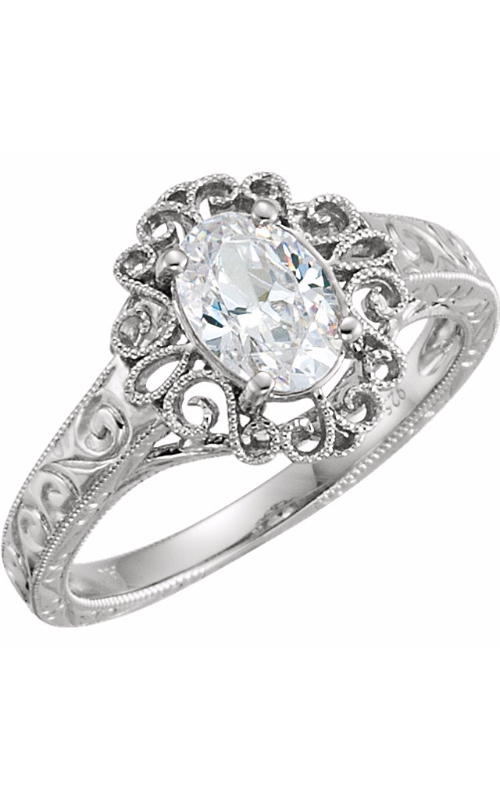 Stuller Solitaire Engagement ring 651722 product image