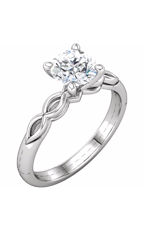 Stuller Solitaire Engagement ring 122416 product image