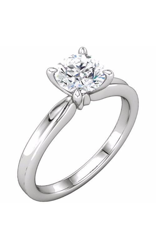Princess Jewelers Collection Solitaire Engagement ring 122418 product image