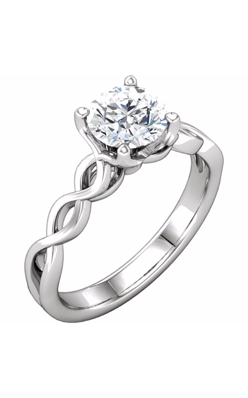 Stuller Solitaire Engagement ring 122436 product image