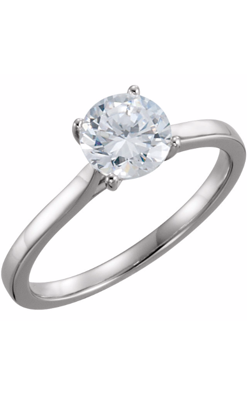 Stuller Solitaire Engagement Ring 121855 product image