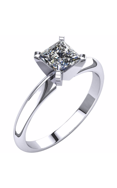 Princess Jewelers Collection Solitaire Engagement ring 150517 product image