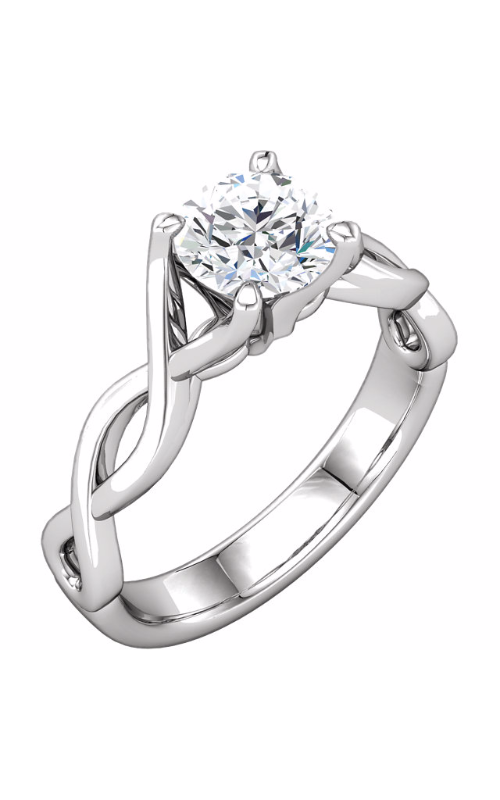 Stuller Solitaire Engagement ring 122437 product image