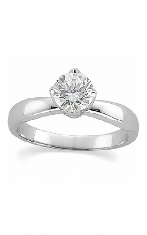 DC Solitaire Engagement ring 60147 product image