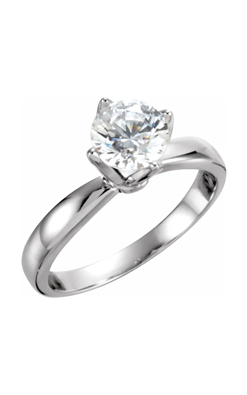 Stuller Solitaire Engagement Ring 61405 product image