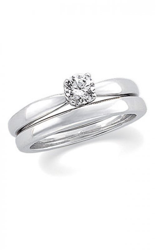 Princess Jewelers Collection Solitaire Engagement ring 61409 product image