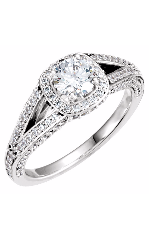 Stuller Halo Engagement ring 121680 product image