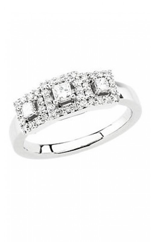 Stuller Three Stones Engagement ring 65623 product image