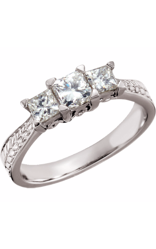 Stuller Three Stones Engagement ring 63030 product image