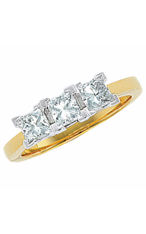 Stuller Three Stones Engagement ring 61597 product image