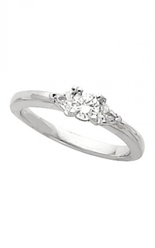The Diamond Room Collection Three Stones Engagement ring 60281 product image