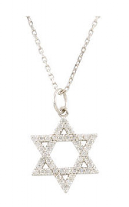 Stuller Religious and Symbolic Necklace R45253D product image