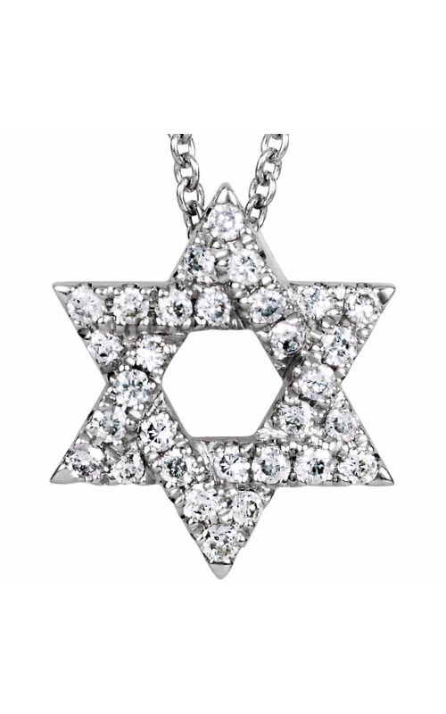 Stuller Religious and Symbolic Necklace 650233 product image
