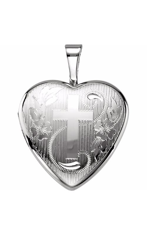 Fashion Jewelry by Mastercraft Religious and Symbolic Necklace 650224 product image