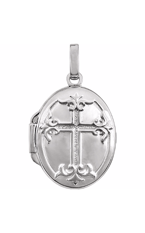 Stuller Religious and Symbolic Necklace 86157 product image